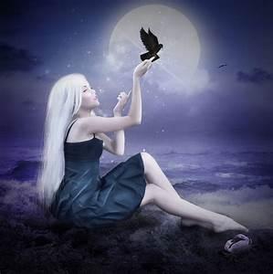 Allure of a Full Moon by Zankruti-Murray on DeviantArt