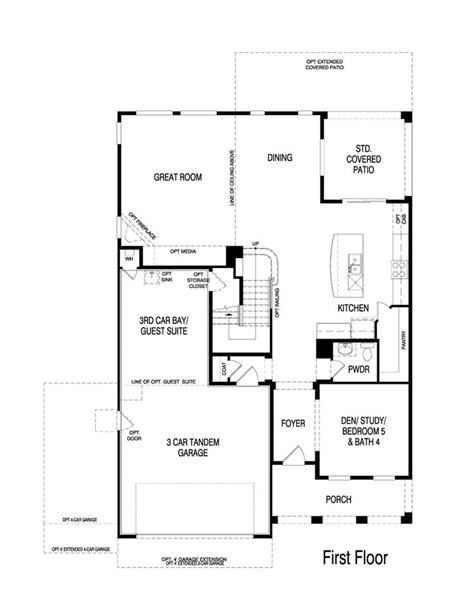 pulte homes topaz floor plan  wwwnmhometeamcom pulte homes floor plans pinterest home