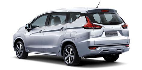 2018 Mitsubishi Expander Crossover Mpv Revealed Photos