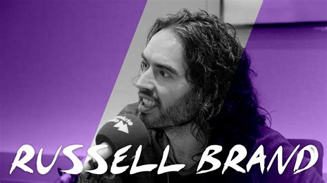 russell brand degree russell brand on trump stand up and doing a degree youtube