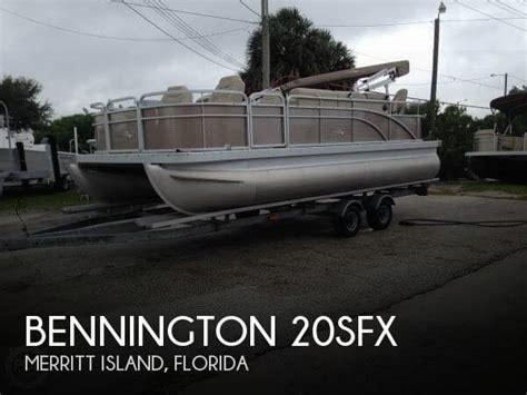 Bennington Boats Sold by Sold Bennington 20sfx Boat In Merritt Island Fl 113144