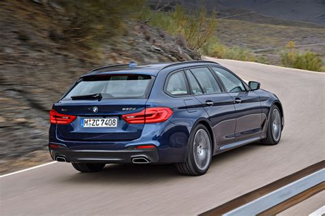 bmw touring pictures the 2017 bmw 5 series touring starts at 47 700 euros in europe