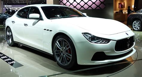 Fiat Maserati by Fiat Chrysler To Temporary Halt Maserati Production Again