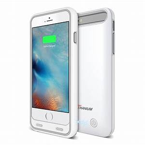 Atomic Pro Battery Case For Iphone 6    Iphone 6s 4 7  U2013  White