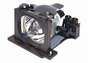 Ereplacements dell 2200mp replacement projector lamp for Lamp light on dell projector