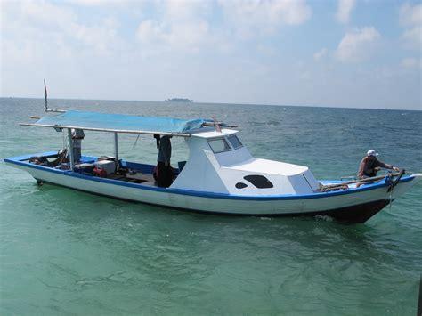 mancing tongkol  karang anyar pulau seribu fishing