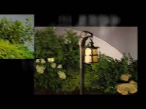 low voltage outdoor path lights youtube With low voltage outdoor lighting stopped working