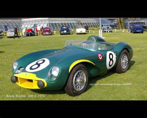 Aston Martin Db3s 1953 1956