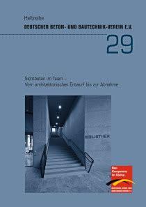 Dbv Sachstandsbericht Sichtbetonkosmetik by Betonwerk Fertigteil Technik