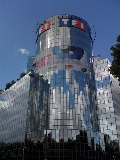 panoramio photo of siege social tf1