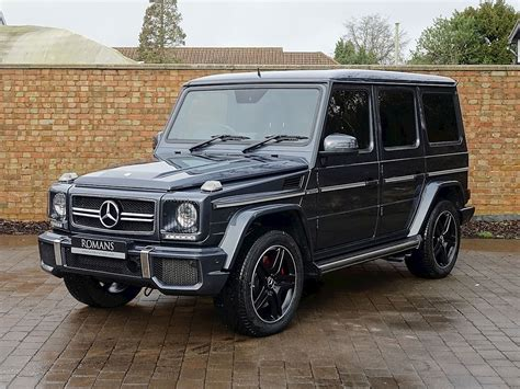 It also will undoubtedly make your valet experience effortless as those guys are sure to leave your truck. 2013 Used Mercedes-Benz G63 AMG | Tenorite Grey