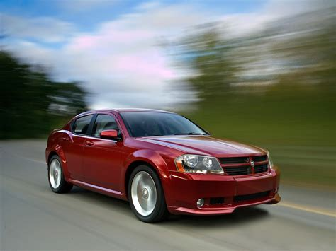 2006 Dodge Avenger by 2006 Dodge Avenger Concept Front And Side Speed