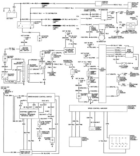 2002 ford taurus wiring diagram 2002 ford taurus charging