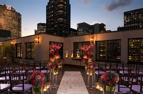 dramatic rooftop weddings rooftop strictly weddings