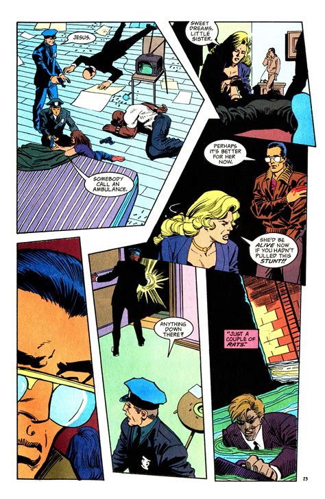 Black Canary 1991 Issue 2 | Read Black Canary 1991 Issue 2 ...
