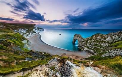 England Door Durdle Wallpapers Dorset Coast Jurassic