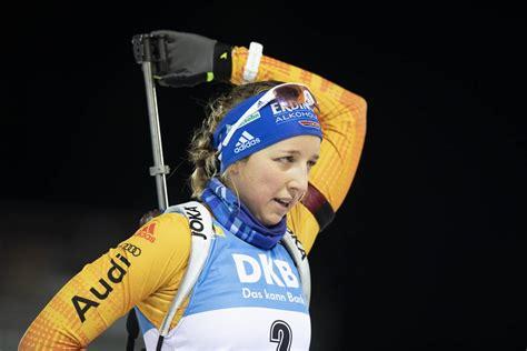 März 1994 in wasserburg am inn geboren und ist eine erfolgreiche, deutsche biathletin. Franziska Preuss (GER) - Highlights Biathlon in Östersund ...