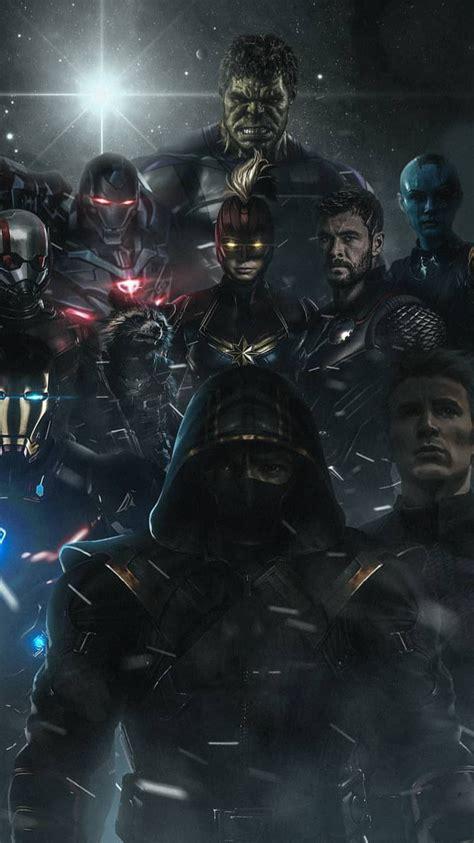 avengers endgame poster art iphone wallpaper iphone