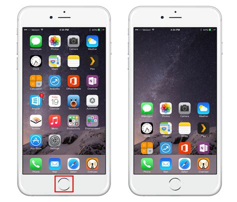 screen for iphone 6 how to enable and use reachability with the iphone 6