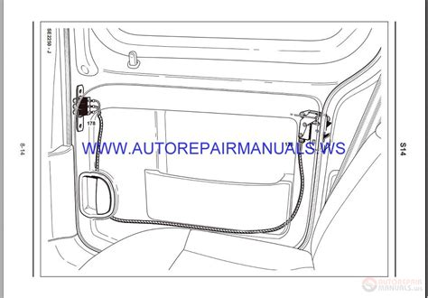 Renault Kangoo Disk Wiring Diagrams Manual