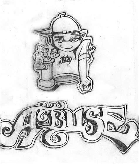 graffiti pencil drawings sketches