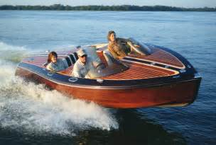 Classic Wooden Speed Boats For Sale Images