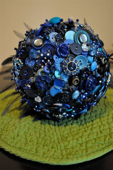 dont   button bridal bouquet