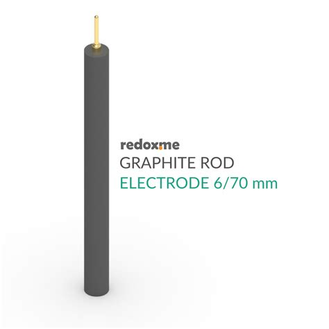 graphite rod electrode gr  mm affordable research equipment