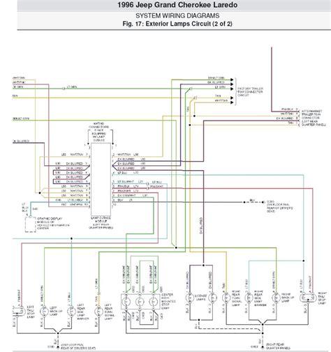 2001 jeep wrangler radio wiring diagram free wiring diagram