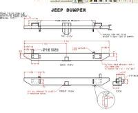 homemade jeep bumper plans best ideas about bumper plans wrangler ideas and jeep