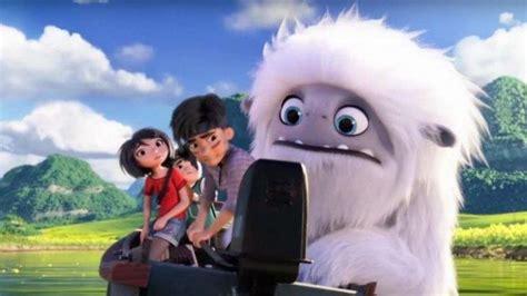 sinopsis abominable film animasi persahabatan yi
