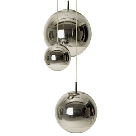 mirror l modern lighting tom dixon pendant