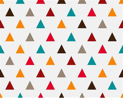 Pattern Colorful Background Geometric Abstract Vector Triangle