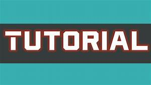 Tutorial  Banner For Your Youtube