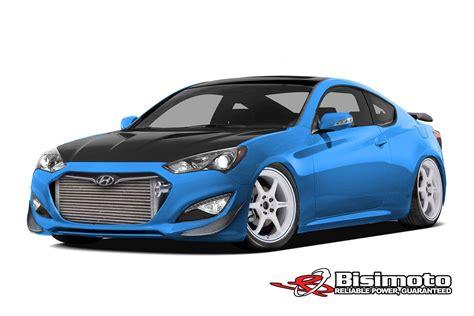 1000hp Hyundai Genesis Coupe By Bisimoto Engineering