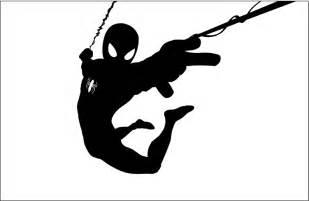 Spider-Man Silhouette