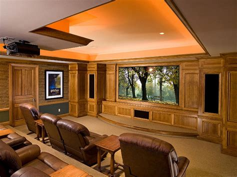 daylight basement house plans basement home theaters and media rooms pictures tips