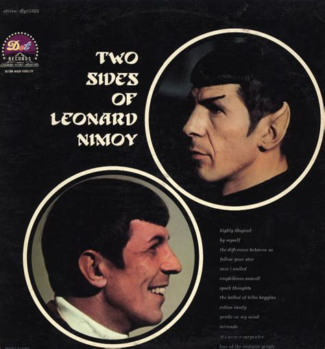 leonard nimoy if i had a hammer lived long and prospered metafilter