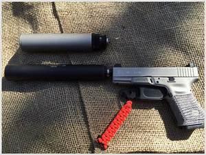 Image Gallery Glock 19 Silencer