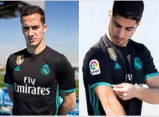 Real Madrid 201718 adidas Away Shirt SoccerBible