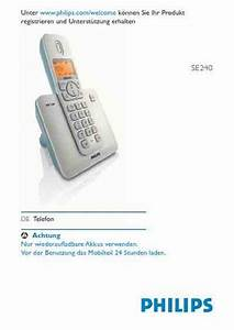Philips Se240 Duo Mobile Phone Download Manual For Free