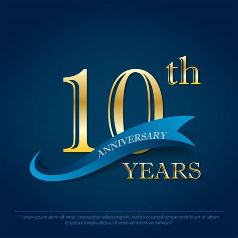 anniversary illustrations royalty  vector
