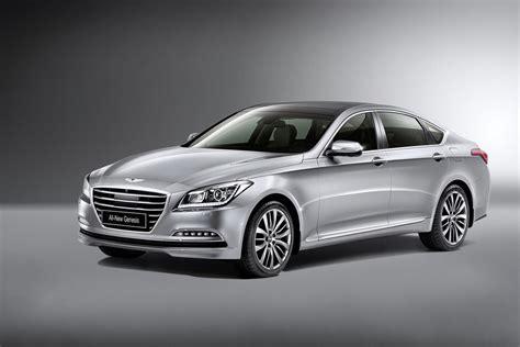 2014 Genesis Sedan by Geneva 2014 Hyundai Genesis Sedan