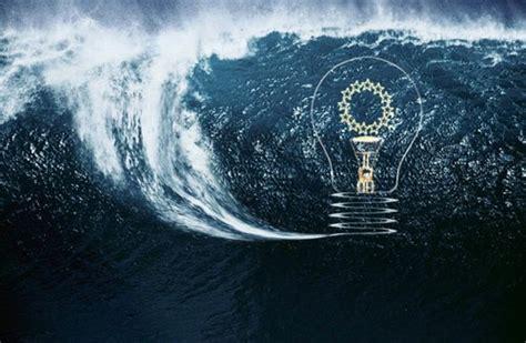 Приливная электростанция . Принцип работы