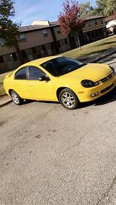 2002 Dodge Neon Sxt For Sale In Dayton  Oh