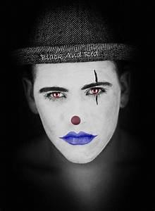 Clown Gesicht Malen Fasching Make Up Im Letzten Moment