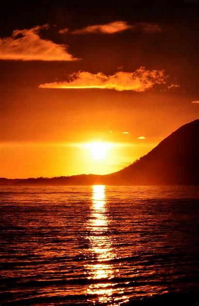 Sunset Wallpapers Sky Sunsets Deviantart Nature Sea