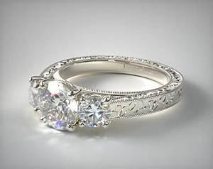 Engagement Ring Settings Diamond Engagement Rings James Allen