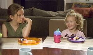 Maud and Iris Apatow from Knocked Up join Leslie Mann on ...