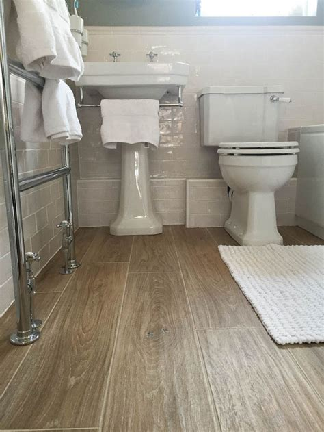 hardwood flooring bathroom 25 best ideas about wood effect floor tiles on pinterest